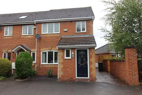 3 bedroom semi-detached house to rent - Watnall, Nottingham NG16