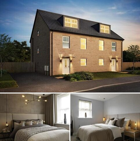 4 bedroom semi-detached house for sale - Plot 655, The Rosas at Strata - Ambition, Kentmere Approach LS14