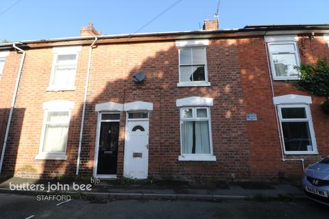 2 bedroom terraced house for sale - North Castle Street, Stafford