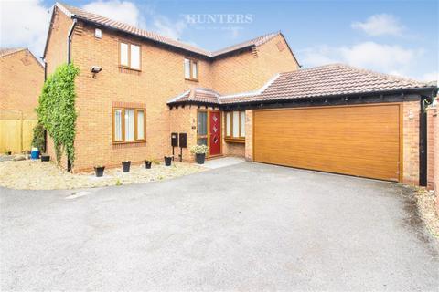 3 bedroom detached house for sale - Brixworth Way, Retford, DN22 6TT