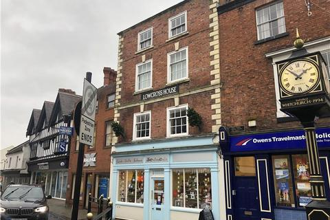 Retail property (high street) to rent - 4 Green End Whitchurch, Shropshire