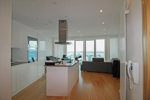 2 bedroom apartment for sale - Arena Tower, Crossharbour Plaza, Canary Wharf E14