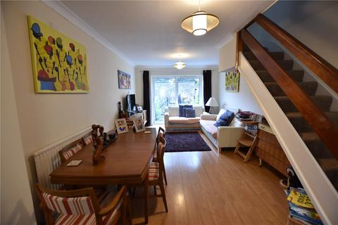 2 bedroom terraced house to rent - Waterside Close, London, SE16