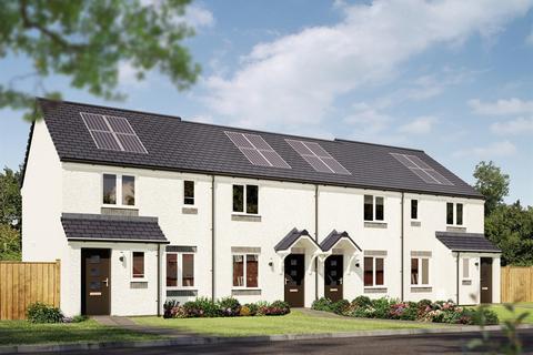 3 bedroom end of terrace house for sale - Plot 49, The Newmore at Eden Woods, Cupar Road, Guardbridge KY16