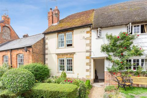 3 bedroom terraced house for sale - High Street, Upavon, Wilts, SN9