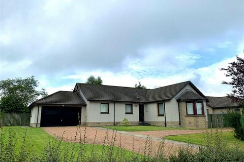 5 bedroom detached bungalow for sale - 3 Mill Gardens, Powmill, Dollar
