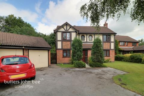 4 bedroom detached house for sale - Jersey Close, Congleton