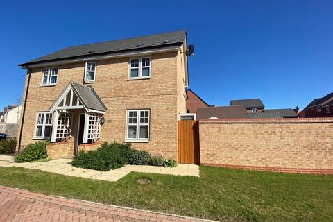 3 bedroom semi-detached house for sale - Glebe Road, Boughton, Northampton