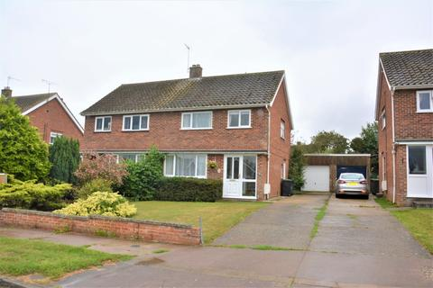 3 bedroom semi-detached house for sale - St. Peters Road, Stowmarket
