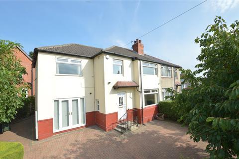 4 bedroom semi-detached house for sale - Upland Crescent, Leeds