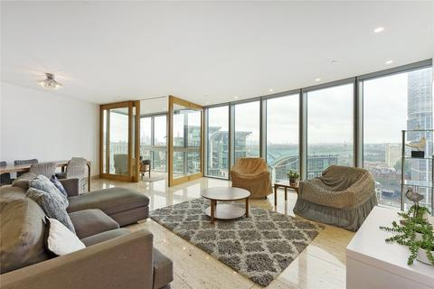 2 bedroom flat to rent - The Tower, St. George Wharf, Vauxhall, Nine Elms, London, SW8