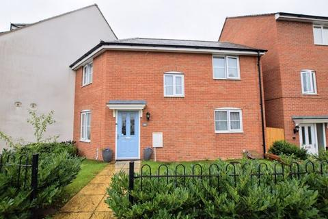3 bedroom end of terrace house for sale - Prince Rupert Drive, Aylesbury