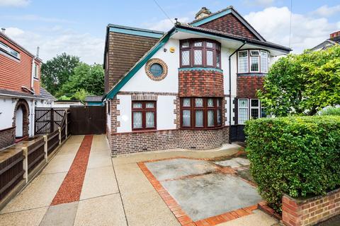 4 bedroom semi-detached house for sale - Old Farm Avenue, Sidcup, DA15