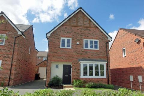 4 bedroom detached house - Kingfisher Way, Cheswick Green, Solihull