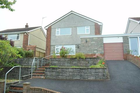 4 bedroom link detached house - Rhyd-Y-Defaid Drive, Sketty