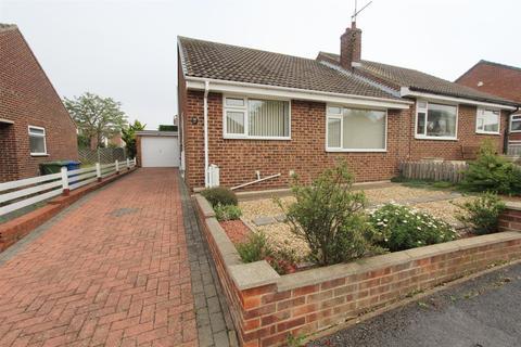 2 bedroom semi-detached bungalow for sale - Darwin Road, Bridlington