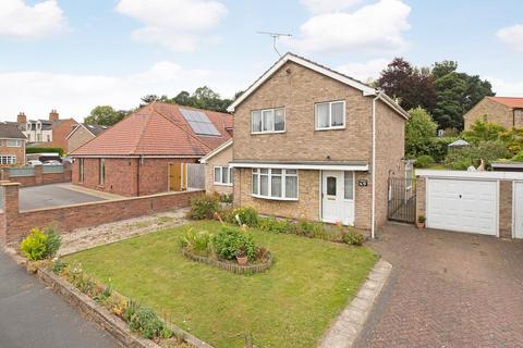 3 bedroom detached house for sale - St. Margarets Gardens, Knaresborough