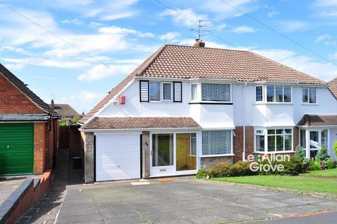 3 bedroom semi-detached house for sale - Bassnage Road, Halesowen