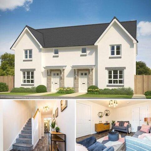 3 bedroom semi-detached house for sale - Plot 293, Craigend at Osprey Heights, Oldmeldrum Road, Inverurie, INVERURIE AB51