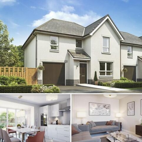 4 bedroom detached house for sale - Plot 70, DALMALLY at DWH @ Calderwood, Edinburgh Road, East Calder, LIVINGSTON EH53