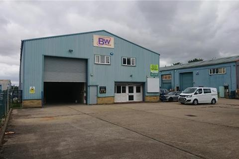 Industrial unit to rent - Education House, Drywall Industrial Estate, Castle Road, Sittingbourne, Kent, ME10 3RL