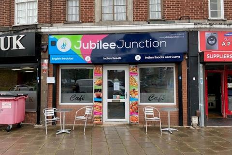 Cafe for sale - Leasehold Cafe & Indian Takeaway Located In Coventry