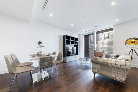 1 bedroom apartment to rent - Maine Tower, 9 Harbour Way, London, E14