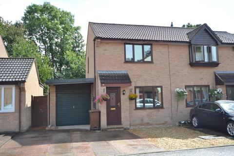 2 bedroom semi-detached house to rent - Beech Close, Willand