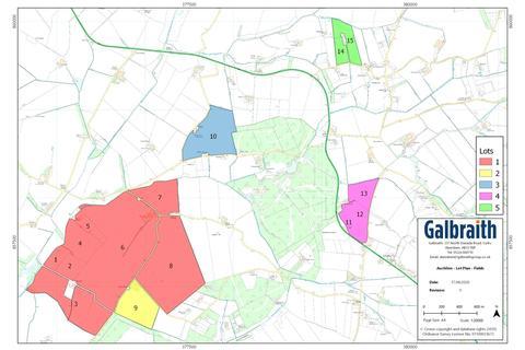 Land for sale - Auchlinn - Lot 4, Fisherie, Turriff, Aberdeenshire, AB53