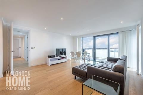 3 bedroom apartment to rent - Horizons Tower, 1 Yabsley Street, Canary Wharf, E14