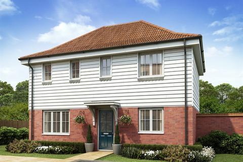 3 bedroom end of terrace house for sale - Plot 52, The Clayton Corner at Aylesham Village, Dorman Avenue North CT3