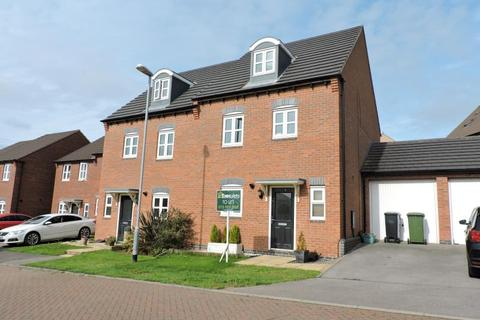 4 bedroom semi-detached house to rent - Lynemouth Court