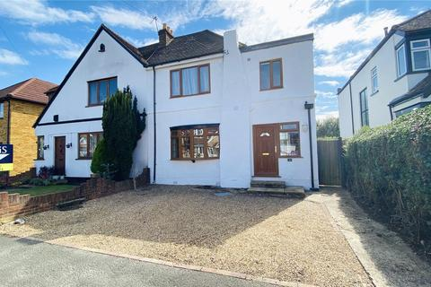 3 bedroom semi-detached house for sale - Riverfield Road, Staines-upon-Thames, Surrey, TW18