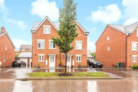 4 bedroom semi-detached house for sale - Kingsman Drive, Botley, Hampshire, SO32