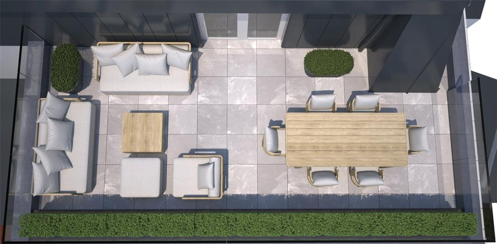 Cgi Apt 17 Terrace
