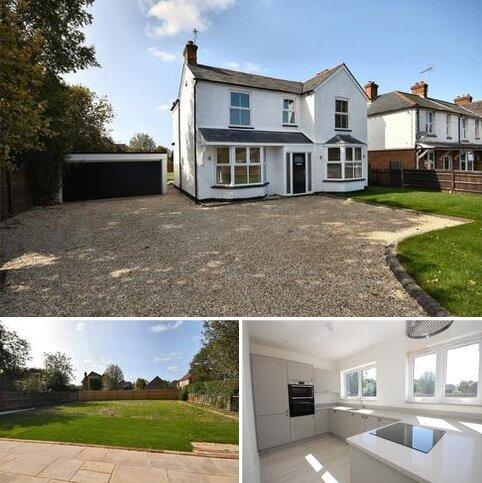 4 bedroom detached house for sale - Wendover Road, Stoke Mandeville, Buckinghamshire