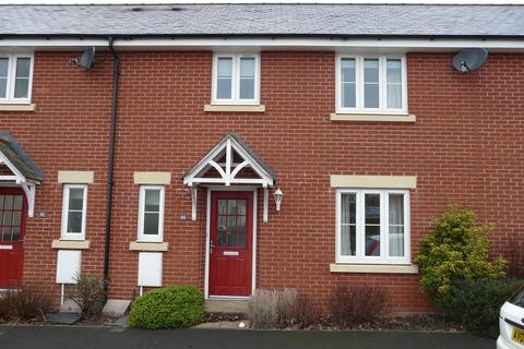 3 bedroom terraced house to rent - Webbers Way, Tiverton EX16