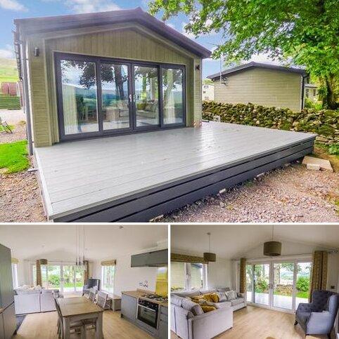 2 bedroom mobile home for sale - 1 Bainbridge Ings, Bainbridge Ings Country Park