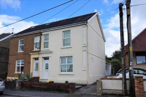 2 bedroom semi-detached house for sale - Heol Treventy, CEFNEITHIN, Llanelli