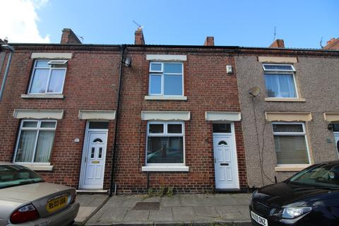 2 bedroom terraced house to rent - Cartmell Terrace, Darlington, County Durham