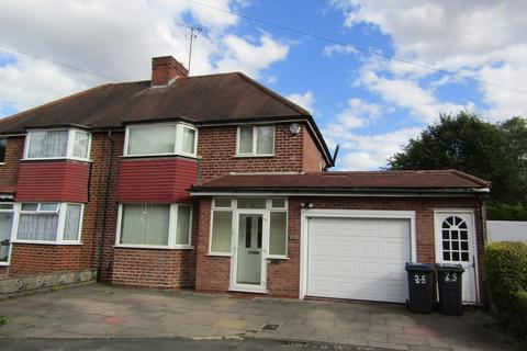 3 bedroom semi-detached house to rent - Lakehouse Road, Boldmere