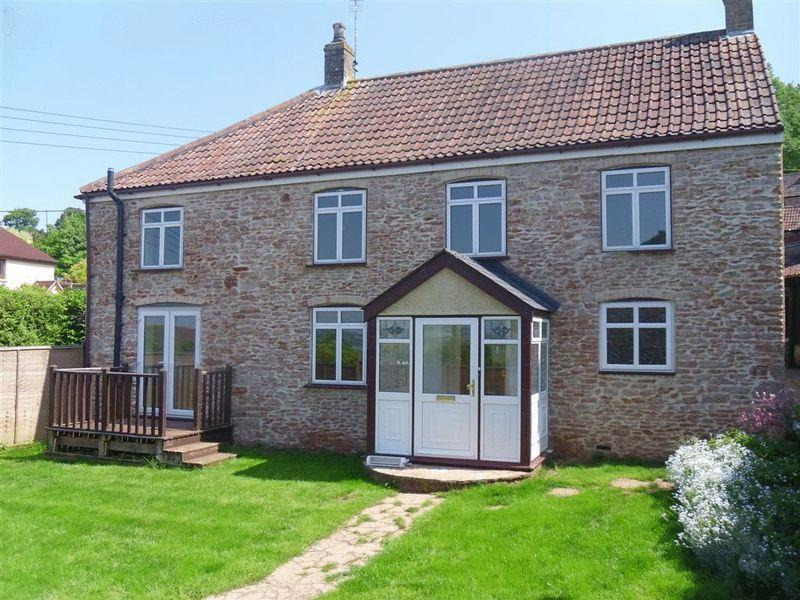 4 Bedrooms Detached House for sale in Bay Lane, Draycott, Cheddar