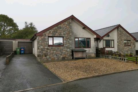 3 bedroom bungalow for sale - Croes Y Waun, Waunfawr, Caernarfon, Gwynedd, LL55