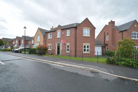 3 bedroom detached house for sale - Colvend Way, Widnes