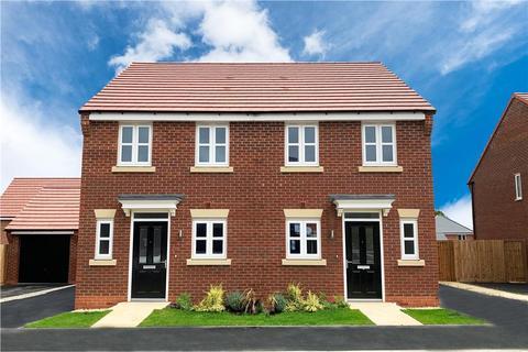 Miller Homes - Spinners Croft - The Crofton G - Plot 227 at Edwalton Chase, Melton Road NG12