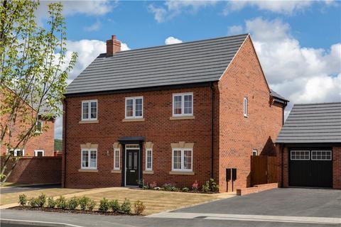 4 bedroom detached house for sale - Plot 189, Birchwood at Hackwood Park Phase 2a, Radbourne Lane DE3