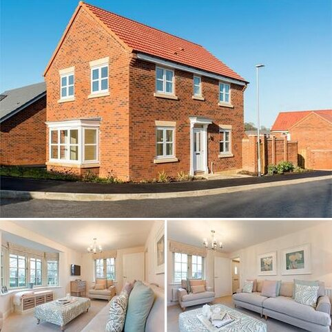 3 bedroom detached house for sale - Plot 56, Astley at Meadows View, Normanton Lane, Bottesford NG13