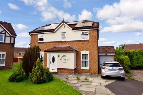 3 bedroom detached house for sale - Winterfield Drive, Middle Hulton