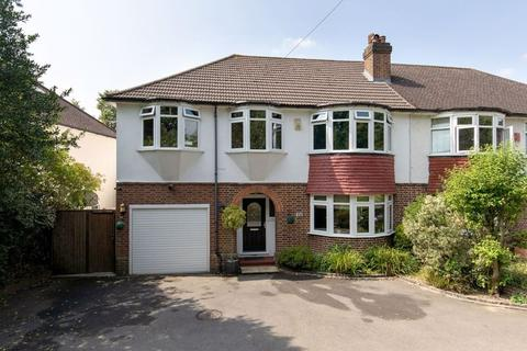 4 bedroom semi-detached house for sale - Clarence Road, Bickley, Bromley