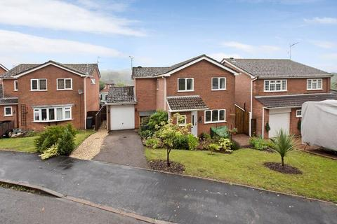 4 bedroom detached house for sale - Sherwood Drive, Exmouth